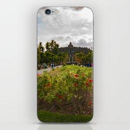 THE GOD BOROBUDUR iPhone Skin