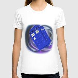 In the Vortex T-shirt