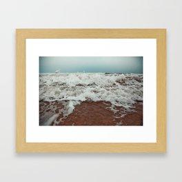 Hoi An, Ocean Framed Art Print