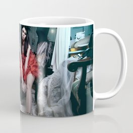 Little Red Dress Coffee Mug