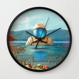 The Social Attempt Wall Clock