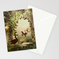 Innocence  Stationery Cards