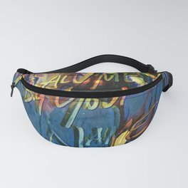 Dance For Me Elio Fanny Pack