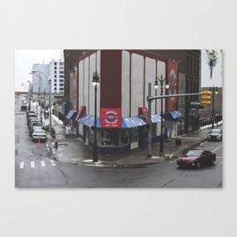 American Coney Canvas Print