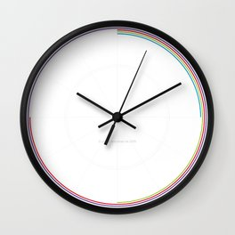 MinimalDesign Clock Wall Clock