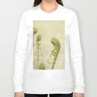 fern Long Sleeve T-shirts featuring Fern by Pure Nature Photos