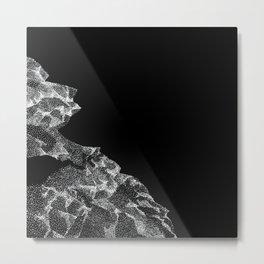 Maybe Metal Print