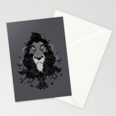 Scar Ink Stationery Cards