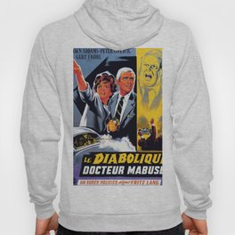 The Diabolical Doctor Mabuse Hoody