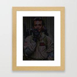 Venkman: Ghostbusters Screenplay Print Framed Art Print