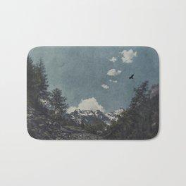 Hike a Mountain! Bath Mat