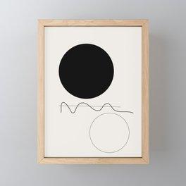 Abstract 07 Framed Mini Art Print