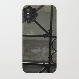 Fence iPhone Case