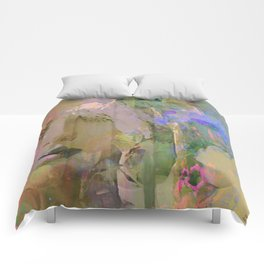 The nameless girl Comforters