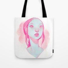 visage - pink Tote Bag