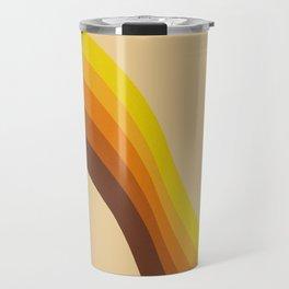 70s Color Palette Travel Mug