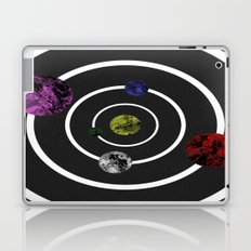 Orbits Of Colour Laptop & iPad Skin