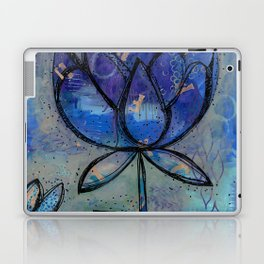 Abstract - Lotus flower - Intuitive Laptop & iPad Skin