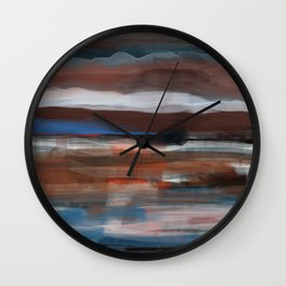 Southwest Mornings Wall Clock