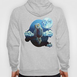 Le veilleur (The gard) Hoody