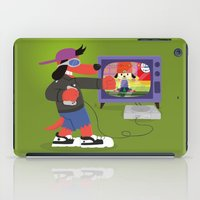 rap iPad Cases featuring Rap Game by Lily's Factory