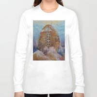 football Long Sleeve T-shirts featuring Football by Michael Creese