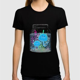 Vacation Memories With Jellyfish In A Jar T-shirt