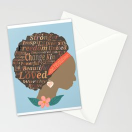 People matter Stationery Cards