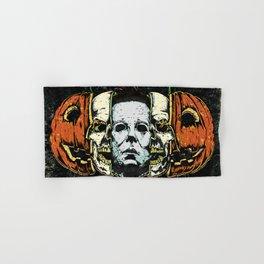 Halloween Hand & Bath Towel