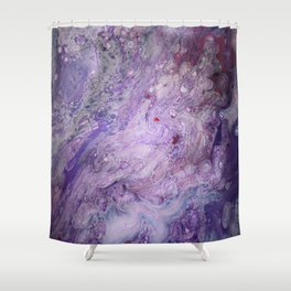 A Gush of Love Shower Curtain