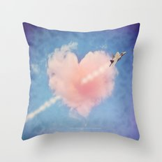 CUPIDS ARROW 21st CENTURY - 038 Throw Pillow
