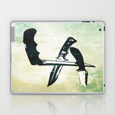 Knives Laptop & iPad Skin