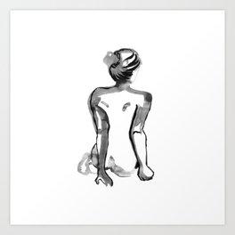 Feminity Art Print