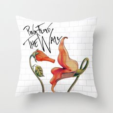 Pink Floyd The Wall Throw Pillow
