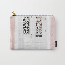 Pink house Carry-All Pouch