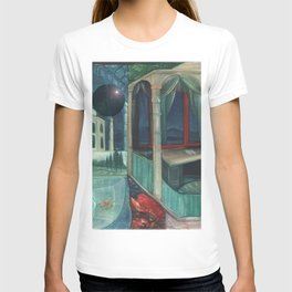 In the Temple of my Heart T-shirt