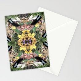 Wildlife Kaleidoscope Stationery Cards