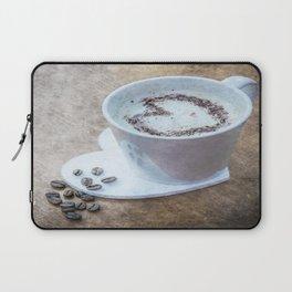 Coffee Lover Laptop Sleeve