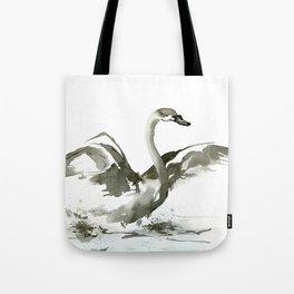 Cygnet Tote Bag
