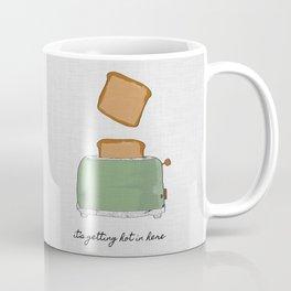 It's Getting Hot In Here Coffee Mug