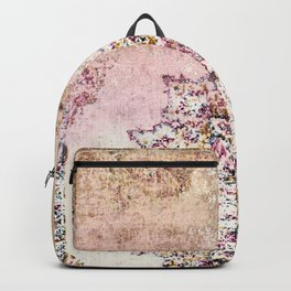 PATCHWORK PATTERN ART SITAMARHI Backpack