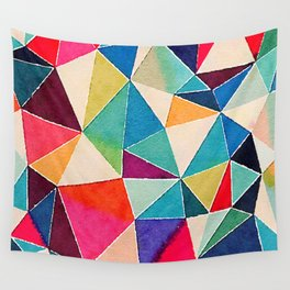 Brights Wall Tapestry