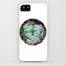 Planet 3 iPhone Case