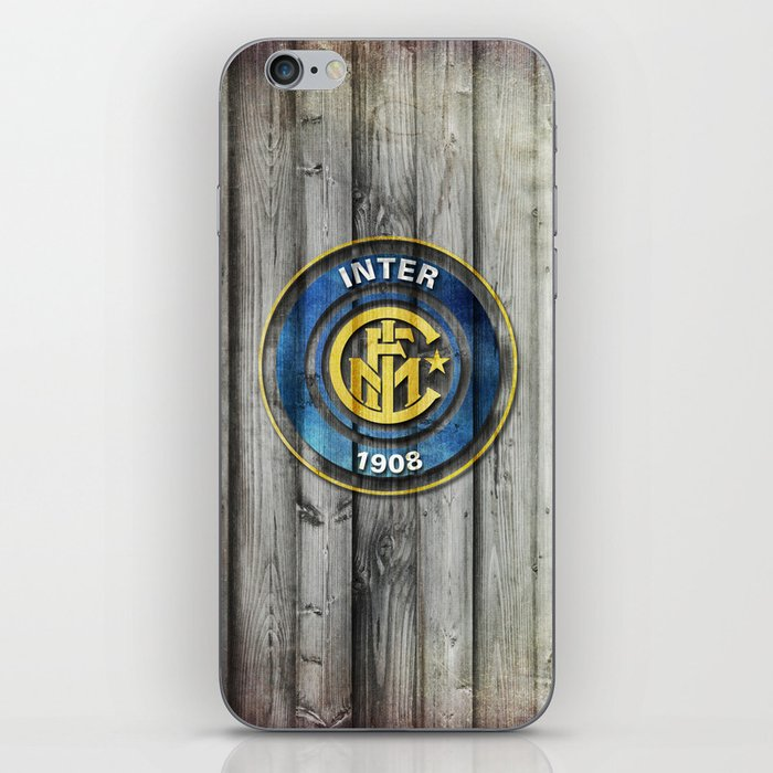 F.C. Internazionale Milano - Inter iPhone Skin by paulatopel