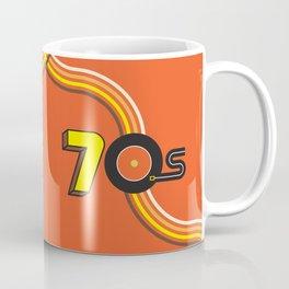 70s Era Coffee Mug