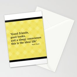 The Ideal Life Stationery Cards