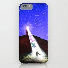 Deep Waters iPhone Case