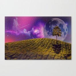 Purple Sky XCI Canvas Print