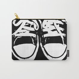 Those Classic Converse Sneakers. Carry-All Pouch