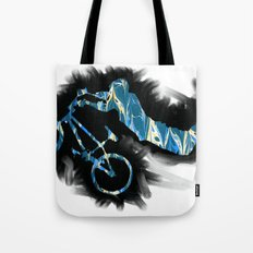 show bicycle Tote Bag